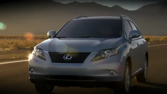 lexus rx??? al?? performance