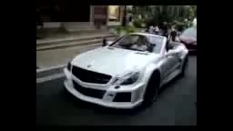 mercedes_sl۶۵_fab_design ۷۲۰ اسب بخار