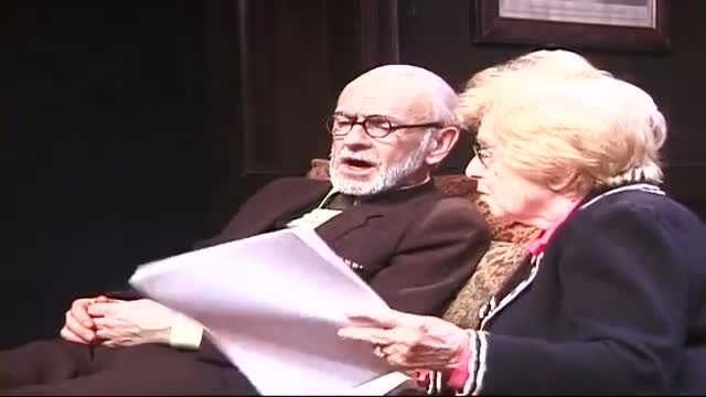 (dr. ruth and sigmund freud (full interview