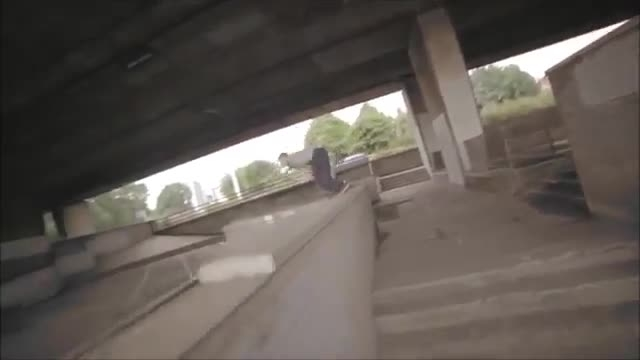 parkour and freerunning ۲۰۱۴ - don