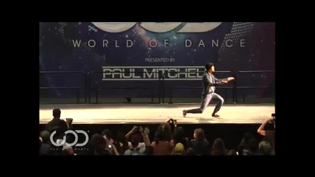 world of dance la ۲۰۱۲ - daniel 'cloud' campos