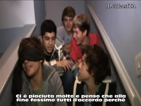 one direction video diary - week ۴
