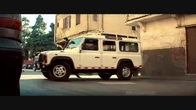 mission: impossible - rogue nation tv spot