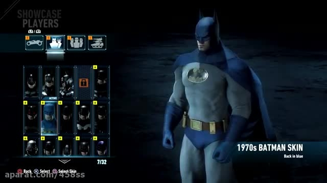 batman gameplay