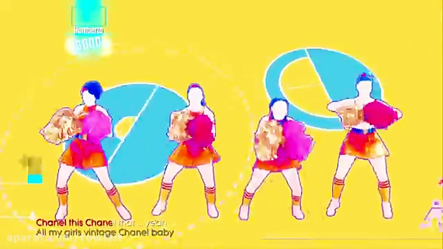 this is how we do - just dance 2016